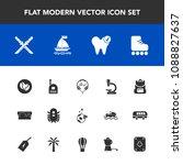 modern  simple vector icon set...   Shutterstock .eps vector #1088827637