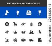 modern  simple vector icon set...   Shutterstock .eps vector #1088830343