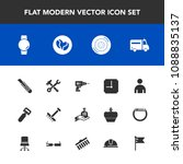 modern  simple vector icon set...   Shutterstock .eps vector #1088835137