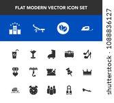 modern  simple vector icon set...   Shutterstock .eps vector #1088836127