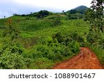 thailand in green season   Shutterstock . vector #1088901467