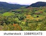 thailand in green season   Shutterstock . vector #1088901473