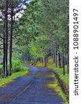 thailand in green season   Shutterstock . vector #1088901497