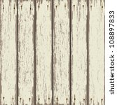 old wooden fence. vector... | Shutterstock .eps vector #108897833