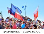 warsaw.polans. 12 may 2018....   Shutterstock . vector #1089150773