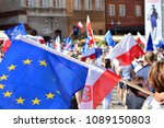 warsaw.polans. 12 may 2018....   Shutterstock . vector #1089150803