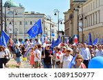 warsaw.polans. 12 may 2018....   Shutterstock . vector #1089150977