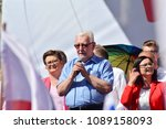 warsaw.polans. 12 may 2018....   Shutterstock . vector #1089158093