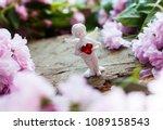 Beautiful Little Angel Statue