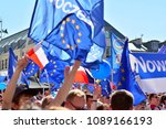 warsaw.polans. 12 may 2018....   Shutterstock . vector #1089166193