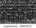 design element. ancient brick...