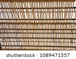 Wooden Latte Roof  Lath Or...