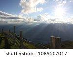 looking over bressanone | Shutterstock . vector #1089507017