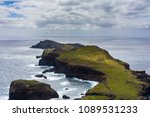ponta de sao lourenco in... | Shutterstock . vector #1089531233