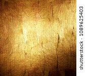 hi res  golden background   Shutterstock . vector #1089625403