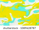 abstract mixed acrylic texture...   Shutterstock . vector #1089628787