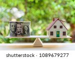 home loan   reverse mortgage or ...   Shutterstock . vector #1089679277