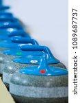 sport concepts. closeup of... | Shutterstock . vector #1089687737