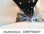 public event exhibition hall ... | Shutterstock . vector #1089700607