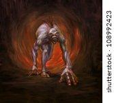 Horrible Mutated Monster....