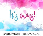 abstract background with... | Shutterstock .eps vector #1089976673