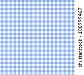 A Dark  Blue Gingham Fabric...