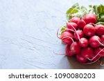 organic food background | Shutterstock . vector #1090080203