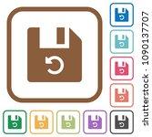 undo last file operation simple ... | Shutterstock .eps vector #1090137707