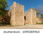 lagos  portugal   circa may... | Shutterstock . vector #1090385963
