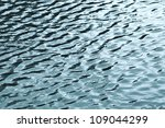 water ripples texture - stock photo