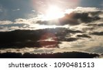 sky and cloud. cloudscape. | Shutterstock . vector #1090481513