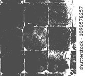 grunge black and white distress ... | Shutterstock .eps vector #1090578257