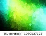 abstract modern vector... | Shutterstock .eps vector #1090637123