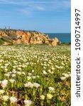 cliffs view by atlantic ocean ... | Shutterstock . vector #1090714997