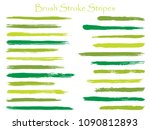simple ink green jade brush... | Shutterstock .eps vector #1090812893