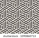 vector seamless pattern with...   Shutterstock .eps vector #1090860713