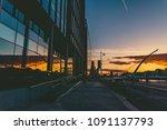 dublin  ireland   may 13th ...   Shutterstock . vector #1091137793