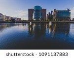 dublin  ireland   may 12th ...   Shutterstock . vector #1091137883