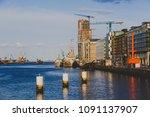 dublin  ireland   may 12th ...   Shutterstock . vector #1091137907