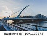 dublin  ireland   may 12th ...   Shutterstock . vector #1091137973