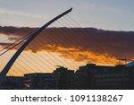 dublin  ireland   may 13th ...   Shutterstock . vector #1091138267