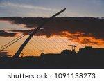 dublin  ireland   may 13th ...   Shutterstock . vector #1091138273