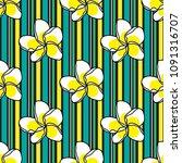 vector seamless pattern of ... | Shutterstock .eps vector #1091316707