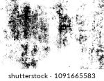 distress dirty overlay... | Shutterstock .eps vector #1091665583