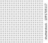 seamless abstract black texture ... | Shutterstock . vector #1091705117
