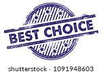 best choice stamp | Shutterstock .eps vector #1091948603