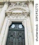 berlin's historical architecture   Shutterstock . vector #1091952773