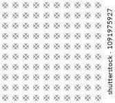 seamless abstract black texture ... | Shutterstock . vector #1091975927