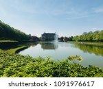 dresden's historical...   Shutterstock . vector #1091976617
