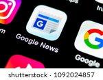 sankt petersburg  russia  may... | Shutterstock . vector #1092024857